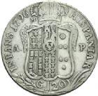 Photo numismatique  MONNAIES MONNAIES DU MONDE ITALIE NAPLES et DEUX-SICILES, Ferdinand IV (1759-1816) Piastre de 120 grana de 1796.