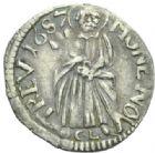 Photo numismatique  MONNAIES MONNAIES DU MONDE ALLEMAGNE TRÈVES, Jean Hugo d'Orsbeck (1676-1711) 4 Pfenning de 1687.