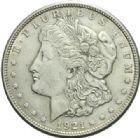 Photo numismatique  MONNAIES MONNAIES DU MONDE ÉTATS-UNIS d'AMÉRIQUE du NORD Depuis 1776 Morgan dollar, 1921.