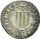 Photo numismatique  MONNAIES MONNAIES DU MONDE ITALIE SICILE, Frédéric III (1296-1337) Pierrale frappée à Messine.