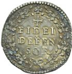 Photo numismatique  MONNAIES MONNAIES DU MONDE ITALIE NAPLES, Philippe II (1556-1598) Carlino.