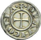 Photo numismatique  MONNAIES MONNAIES DU MONDE ITALIE ANCONE (fin XIIIe-début XIVe siècles) Grosso.