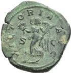 Photo numismatique  MONNAIES EMPIRE ROMAIN PHILIPPE Ier (244-249)  Sesterce.