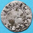 Photo numismatique  MONNAIES BARONNIALES Comté du PERCHE (Vers 1150-1160) Denier.