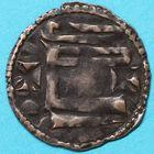 Photo numismatique  MONNAIES BARONNIALES Vicomté de CHÂTEAUDUN Epoque de THIBAUT V et de LOUIS (1152-1191-1205) Denier.
