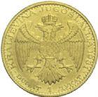 Photo numismatique  MONNAIES MONNAIES DU MONDE YOUGOSLAVIE ALEXANDRE Ier (1921-1934) Ducat or, 1931 (épée).