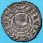 Photo numismatique  MONNAIES BARONNIALES Vicomté de CHÂTEAUDUN GEOFFROI IV (vers 1215-1233) Denier.