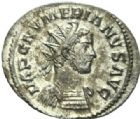 Photo numismatique  MONNAIES EMPIRE ROMAIN NUMERIEN  (César 282-283 - Auguste 283-284)  Aurelianus.