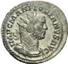 Photo numismatique  MONNAIES EMPIRE ROMAIN FLORIEN (276)  Aurelianus.