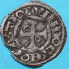 Photo numismatique  MONNAIES BARONNIALES Comté de VENDÔME Epoque de FOULQUES l'OISON (1050-1066) Denier anonyme.