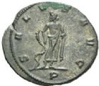 Photo numismatique  MONNAIES EMPIRE ROMAIN CLAUDE II LE GOTHIQUE (268-270)  Antoninien.