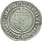 Photo numismatique  MONNAIES BARONNIALES Duché de LORRAINE RENE Ier (1419-1480) Gros de Saint Mihiel.
