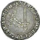 Photo numismatique  MONNAIES BARONNIALES Duché de LORRAINE ANTOINE (1508-1544) Double gros de Nancy.