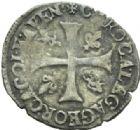 Photo numismatique  MONNAIES BARONNIALES Comtat VENAISSIN GREGOIRE XIII (1572-1585) Douzain.