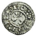 Photo numismatique  MONNAIES BARONNIALES Comté de TOULOUSE PONS (1037-1060) Obole.