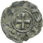 Photo numismatique  MONNAIES BARONNIALES Comté de SAINT-GILLES ALPHONSE JOURDAIN (1112-1148) Pite.