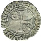 Photo numismatique  MONNAIES BARONNIALES Dauphins du VIENNOIS LOUIS II (1440-1456), futur Louis XI de France Demi blanc.