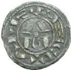 Photo numismatique  MONNAIES BARONNIALES Vicomté d'ALBI (XIIe-XIIIe siècles) Obole.