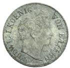 Photo numismatique  MONNAIES MONNAIES DU MONDE ALLEMAGNE BAVIÈRE, Louis Ier (1825-1848) 1 Kreutzer, 1833.