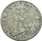 Photo numismatique  MONNAIES MONNAIES DU MONDE ITALIE SAVOIE-SARDAIGNE, Victor-Amédée III (1773-1796) Mezzo scudo, 1786.