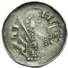 Photo numismatique  MONNAIES BARONNIALES Evêché de METZ ETIENNE de Bar (1120-1162) Denier.
