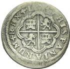 Photo numismatique  MONNAIES MONNAIES DU MONDE ESPAGNE LOUIS Ier (1724) 2 Reales, Séville.