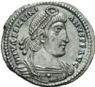 Photo numismatique  MONNAIES EMPIRE ROMAIN VALENTINIEN Ier (Auguste 364-375)  Miliarense, Rome, 364-367.