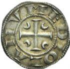Photo numismatique  MONNAIES MONNAIES DU MONDE ITALIE MILAN, Première République (1250-1310) Ambrosino.