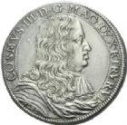 Photo numismatique  MONNAIES MONNAIES DU MONDE ITALIE TOSCANE, Come III (1670-1723) Piastre, 1680.