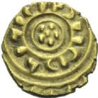 Photo numismatique  MONNAIES MONNAIES DU MONDE ITALIE NORMANDS DE SICILE, Frédéric II empereur (1220-1250) 3 Tari, Messine.