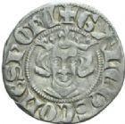 Photo numismatique  MONNAIES BARONNIALES Seigneurie de NEUFCHÂTEAU GAUCHER de Chatillon (1318-1322) Esterlin.