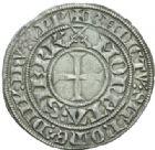 Photo numismatique  MONNAIES BARONNIALES Duché de LORRAINE JEAN Ier (1346-1389) Gros de Sierck.