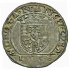 Photo numismatique  MONNAIES BARONNIALES Duché de LORRAINE ANTOINE (1508-1544) Teston de Nancy.