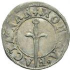 Photo numismatique  MONNAIES BARONNIALES Duché de LORRAINE CHARLES III (1545-1608) Sol ou Carolus, Nancy après 1581.