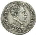 Photo numismatique  MONNAIES BARONNIALES Duché de LORRAINE CHARLES III (1545-1608) Teston de Nancy.