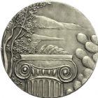 Photo numismatique  ARCHIVES VENTE 2013 -Coll Henri Dolet DERNIERE MINUTE MEDAILLES CONCERNANT L'ALGERIE  845- Centenaire de Tipasa, 1954.