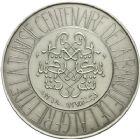 Photo numismatique  ARCHIVES VENTE 2013 -Coll Henri Dolet DERNIÈRE MINUTE MEDAILLES CONCERNANT L'ALGERIE  843- Centenaire de la Banque d'Algérie et de Tunisie, 1951.
