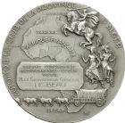 Photo numismatique  ARCHIVES VENTE 2013 -Coll Henri Dolet DERNIERE MINUTE MEDAILLES CONCERNANT L'ALGERIE  842- Rallye Automobile Méditerranée – Le Cap, 1951.