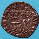 Photo numismatique  MONNAIES BARONNIALES Duché d'AQUITAINE EDOUARD III (1327-1362) Double léopard.