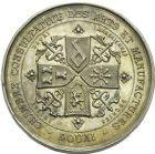 Photo numismatique  ARCHIVES VENTE 2013 -Coll Henri Dolet JETONS ET MEDAILLES DES MINES PONTS et CHAUSSEES et MINES  766- Lot.