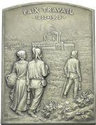 Photo numismatique  ARCHIVES VENTE 2013 -Coll Henri Dolet JETONS ET MEDAILLES DES MINES Mines de BRUAY (Pas-de-Calais)  744- Lot.
