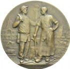 Photo numismatique  ARCHIVES VENTE 2013 -Coll Henri Dolet JETONS ET MEDAILLES DES MINES Mines de BETHUNE (Pas-de-Calais)  742- Médaille.