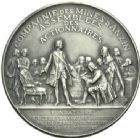 Photo numismatique  ARCHIVES VENTE 2013 -Coll Henri Dolet JETONS ET MÉDAILLES DES MINES Mines d'ANZIN (Nord)  741- Lot.