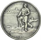 Photo numismatique  ARCHIVES VENTE 2013 -Coll Henri Dolet JETONS ET MEDAILLES DES MINES Mines d'ANZIN (Nord)  741- Lot.