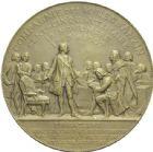 Photo numismatique  ARCHIVES VENTE 2013 -Coll Henri Dolet JETONS ET MEDAILLES DES MINES Mines d'ANZIN (Nord)  740- Lot.