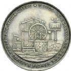 Photo numismatique  ARCHIVES VENTE 2013 -Coll Henri Dolet JETONS ET MEDAILLES DES MINES Mines d'ANZIN, RAISMES, FRESNES et VIEUX-CONDE  736- Jeton.