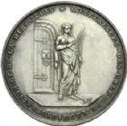 Photo numismatique  ARCHIVES VENTE 2013 -Coll Henri Dolet JETONS ET MÉDAILLES DES MINES Mines d'ANZIN, RAISMES, FRESNES et VIEUX-CONDE  736- Jeton.