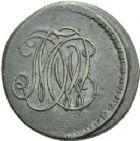 Photo numismatique  ARCHIVES VENTE 2013 -Coll Henri Dolet JETONS ET MÉDAILLES DES MINES Mines d'ANZIN (Nord)  733- Jeton.