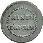 Photo numismatique  ARCHIVES VENTE 2013 -Coll Henri Dolet JETONS ET MEDAILLES DES MINES Mines d'ANZIN (Nord)  733- Jeton.