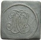Photo numismatique  ARCHIVES VENTE 2013 -Coll Henri Dolet JETONS ET MEDAILLES DES MINES Mines d'ANZIN (Nord)  732- Jeton.